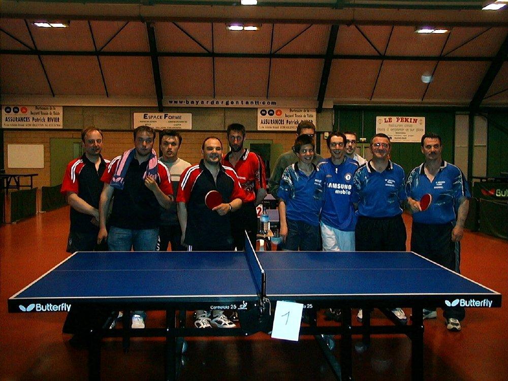 Vice-Champion Départemental D2 : le 02/06/2006 Spott-Flers_D2_finale61_2006